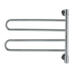Amba Products - Amba J-B002 P Jill B002 Towel Warmer - Collection: Swivel