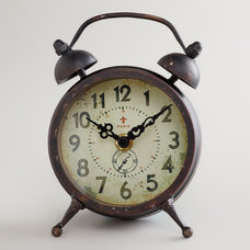 Industrial Clocks by Cost Plus World Market