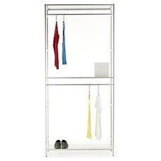contemporary clothes racks by The Conran Shop