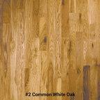 White Oak     Unfinished -