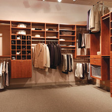 Modern Closet Storage by More Space Place