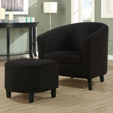 Contemporary Living Room Chairs by Hayneedle
