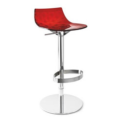 Calligaris | Ice Stool, Gas Lift -