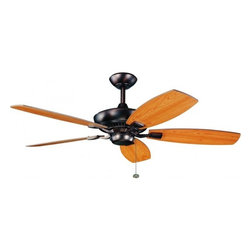 """Kichler - Canfield 52"""" Ceiling Fan - Features:"""