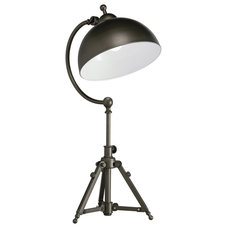 Industrial Table Lamps by LIGHTING WORLD