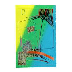 William Schwedler, Lost Cause, Serigraph - Artist:  William Schwedler, American (1942 - 1982)