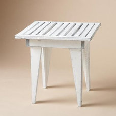 Eclectic Outdoor Tables by Sundance Catalog