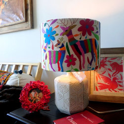 Otomi Lamps, Lamps shades, Lamparas - ArteOtomi.com
