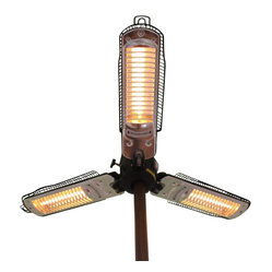 Eastlake Umbrella Heater