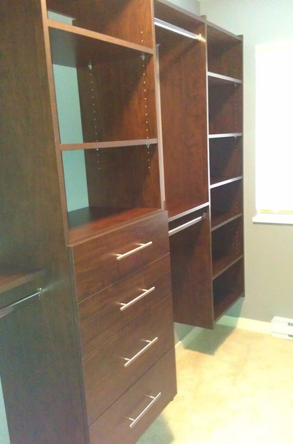 Modern Closet Organizers by STOR-X Vancouver