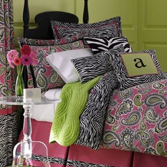 contemporary duvet covers by Cheryl James