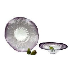 Small Art Glass Bowl - Small Art Glass Bowl