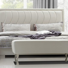 Modern Beds by LA Furniture Store