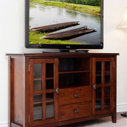 Stratford Collection Tall TV Stand -
