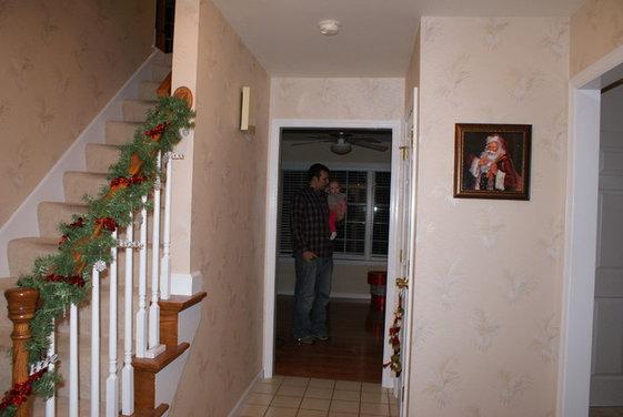 Houzz Foyer Paint Colors : Entryway paint color
