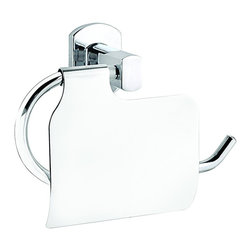 Croydex - Croydex QM621141YM Chelsea Toilet Roll Holder in Chrome - Croydex QM621141YM Chelsea Toilet Roll Holder in ChromeBeautifully styled accessories with a no nonsense design! These high quality bathroom accessories have a simple, straightforward design � easy to keep clean and pleasing on the eye!Croydex QM621141 Chelsea Toilet Roll Holder in Chrome, Features:• Durable zinc alloy construction with high quality chrome plated finish.
