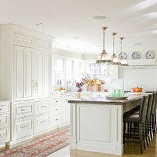 Finished Kitchen (+1 Year)- White / Marble / Mahogany / Soapstone - Kitchens For