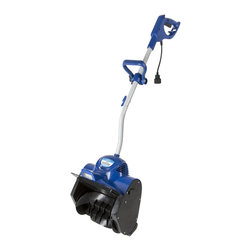 Snow Joe - Snow Joe Plus 324E 11-Inch 10-Amp Electric Snow Shovel with Light - Shovel your snow with ease by using this Snow Joe Plus snow shovel. With LED lights, this snow shovel is good for any time of day or night and can throw snow up to 20 feet away.