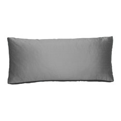 MysticHome - Graphite - Box Pillow by MysticHome - The Graphite, by MysticHome
