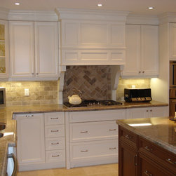 Transitional style of Kitchen
