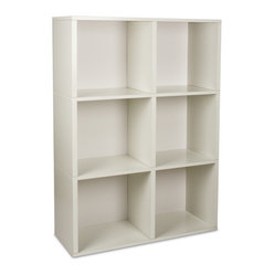 Tribeca Shelf, White