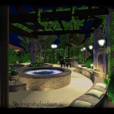Mediterranean  by 3D Designs by David