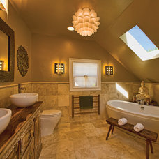 Mediterranean Bathroom by National Association of the Remodeling Industry