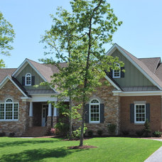 Contemporary  by Olde English Builders