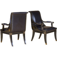 Traditional Dining Chairs by Donna Livingston Design