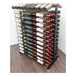 234 Bottle Island Display Wine Rack