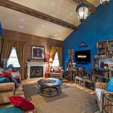 Eclectic  by Monticello Homes & Development