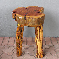 timber end table - view this item on our website for more information + purchasing availability: http://redinfred.com/shop/category/furnish/tables-desks/occasional-tables/timber-end-table/