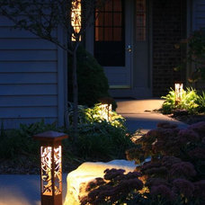 Contemporary Outdoor Lighting by Lite4 Outdoor Lighting