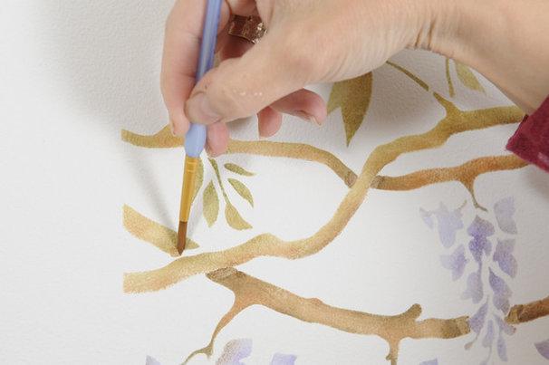 by Janna Makaeva/Cutting Edge Stencils