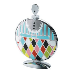 Alessi - MW08 - Fatman Folding Cake Stand | Alessi - Design by Marcel Wanders, 2012.