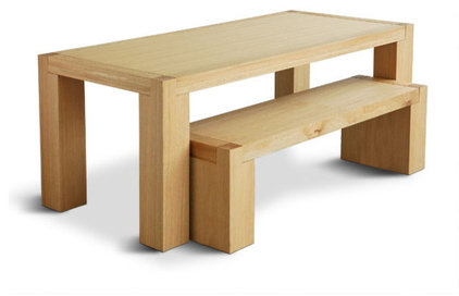 modern dining tables by 2Modern