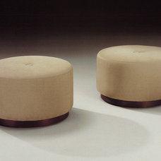 Modern Footstools And Ottomans by Thayer Coggin