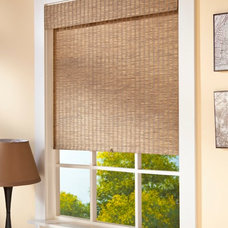 Eclectic Roller Blinds by Lone Star Blinds
