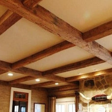 Rustic  by Boards and Beams