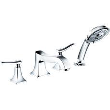 Transitional Bathroom Faucets by PoshHaus