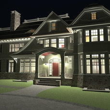 Traditional Rendering by Passacantando Architects AIA