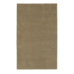 Garland Rug - Bath Mat: Area Rug: Room Size Taupe 5' x 6' Bathroom - Shop for Flooring at The Home Depot. Our classic wall to wall bathroom carpet is large enough to cover most bathroom floors. These plush 100% nylon rugs are available in a variety of classic solid colors. Made in the USA.