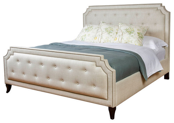 Transitional Beds by Kathy Kuo Home
