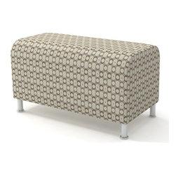 Turnstone - Turnstone   Alight Bench Ottoman - Turnstone® by Steelcase.