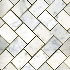 traditional bathroom tile by mglasstile.com