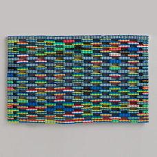 Multicolor Flip-Flop Doormat | World Market