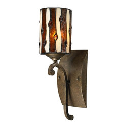 Dale Tiffany - New Dale Tiffany Wall Sconce Gold Bronze - Product Details