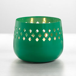Garden Sage Starlight Tin - Cast a beautiful starlit glow on your evening and keep the bugs at bay at the same time. This scent is delightful, and the punchy color is so fun.