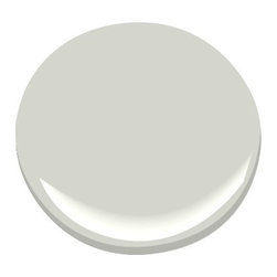 Gray Owl 2137-60 Paint - Benjamin Moore's Gray Owl can do no wrong in my book. Whenever I'm asked for a gray wall paint suggestion, this one is the winner.