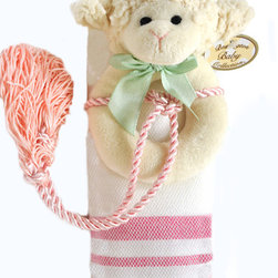 Basic Bath Towel... More Than Just A Towel! - Turkish-T Baby Gift